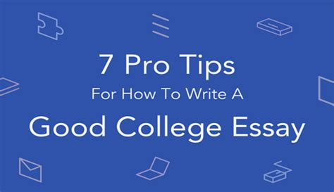 How to write a who are you essay